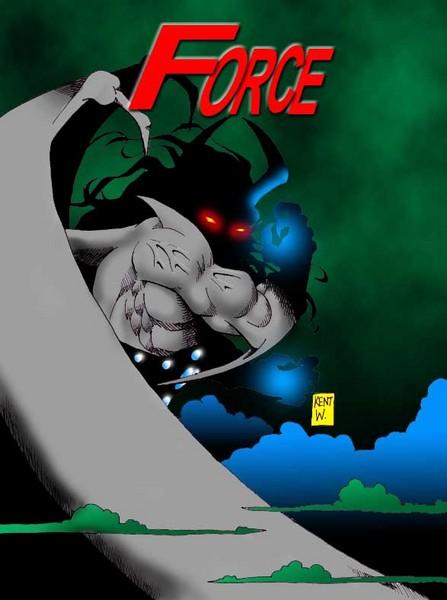 Gargoyle (Force Cover Art)