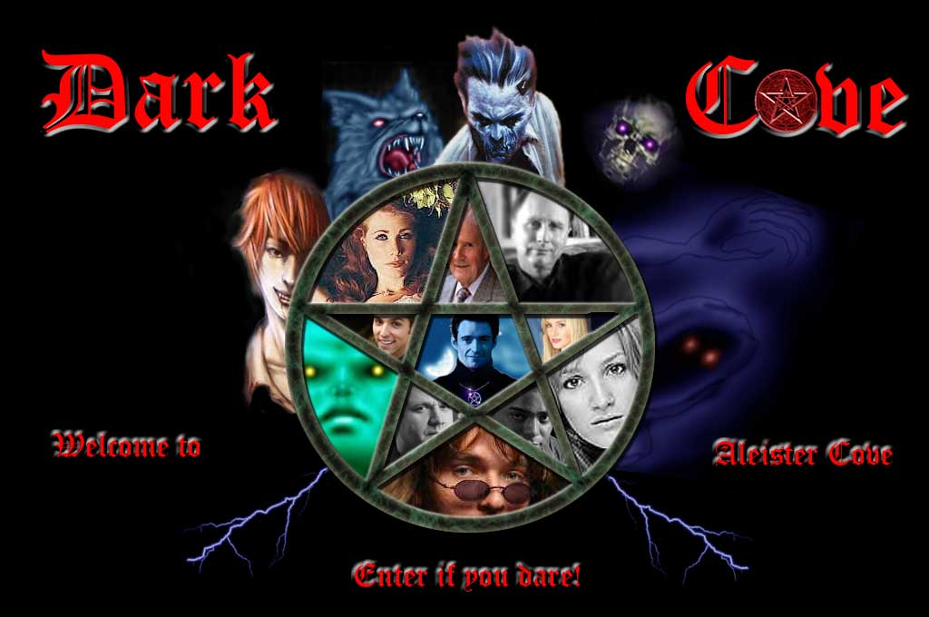 Dark Cove Splash Page