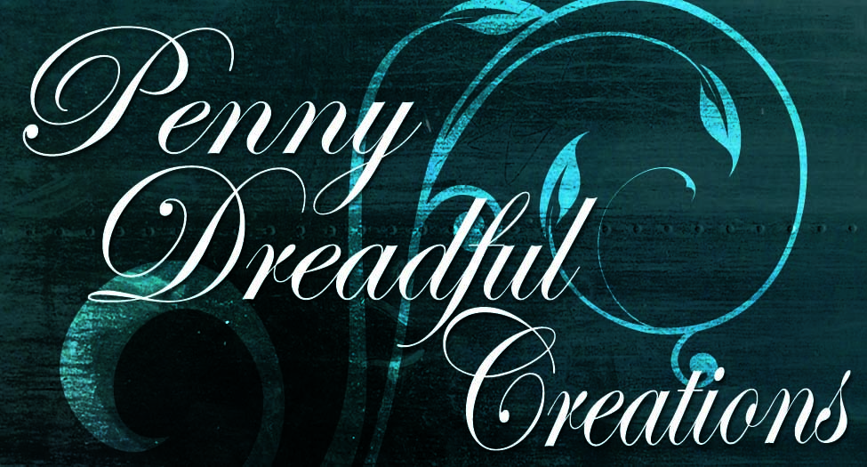 Penny Dreadful Creations Logo