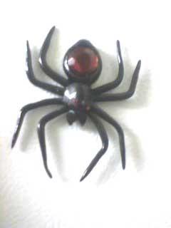 Spider magnet (Clay Sculpture)
